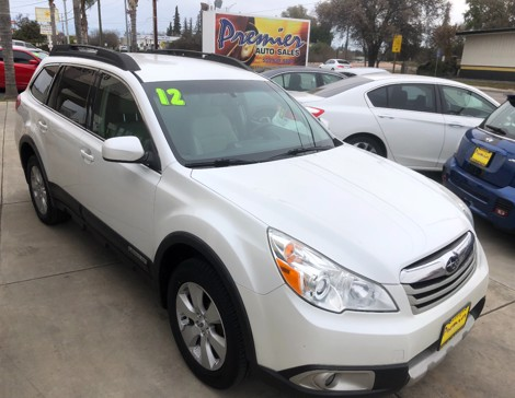 2012 SUBARU Outback Limited Wagon
