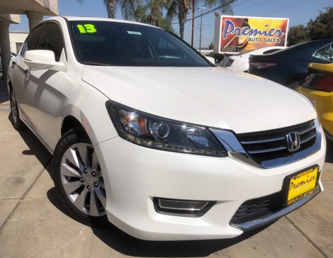 2013 HONDA Accord EX-L-NAV