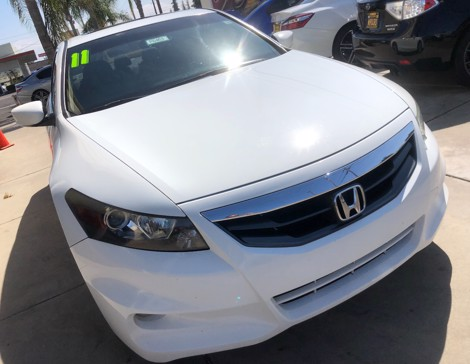 2011 HONDA Accord EX-L-NAV