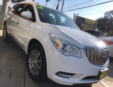 2016 BUICK Enclave Sport SUV