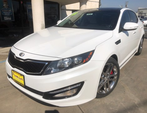 2013 KIA Optima limited SXL