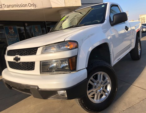 2011 CHEVROLET Colorado LT 4x4