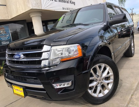 2016 FORD Expedition Limited SUV RWD