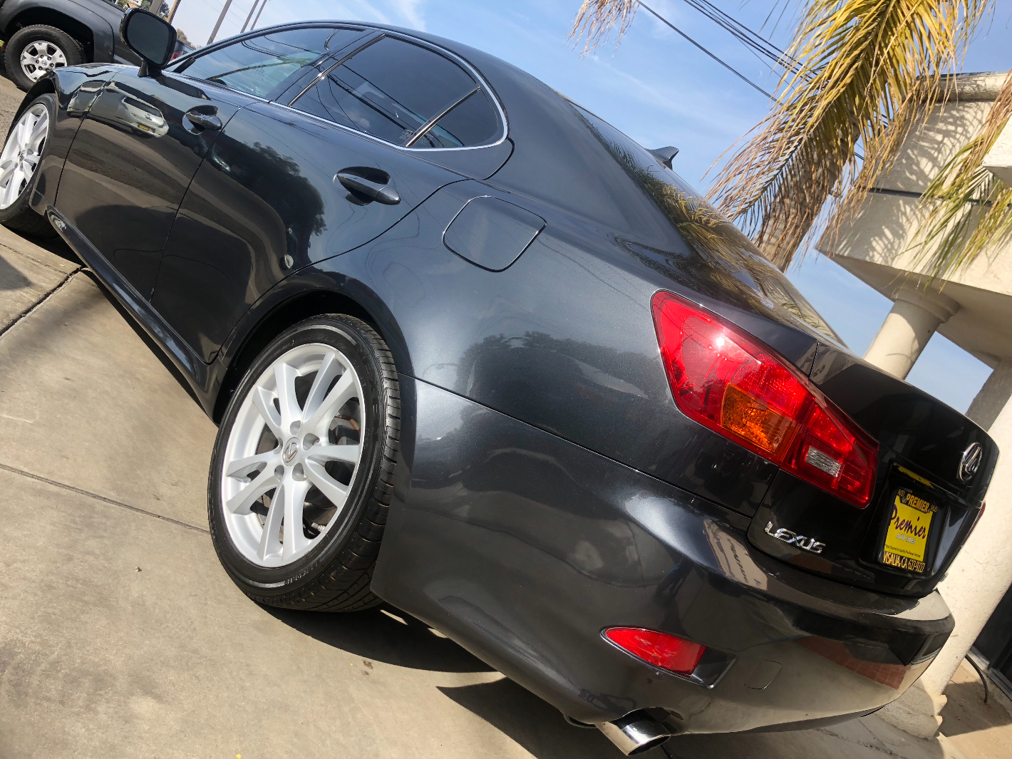 2007 LEXUS IS-250
