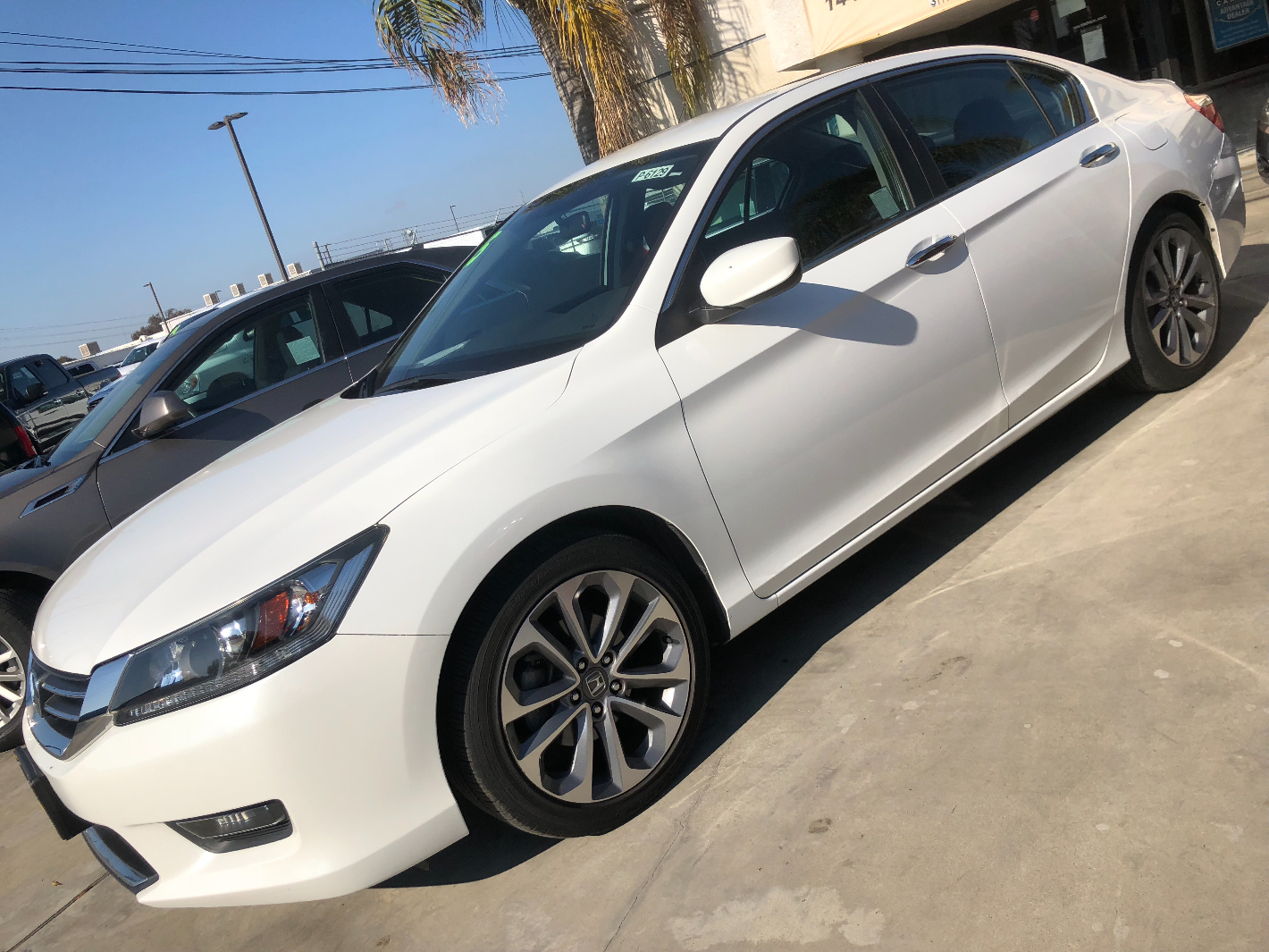 2015 HONDA Accord Sport 4dr