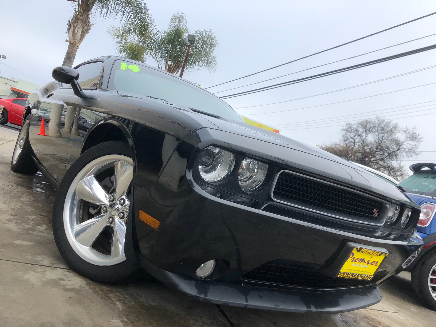2014 DODGE Challenger R/T Plus