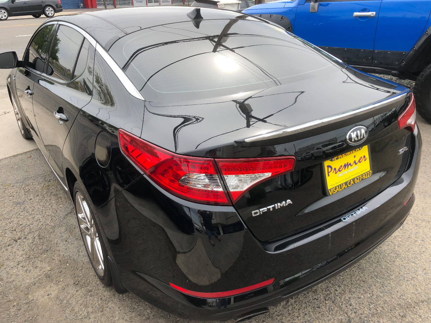 2013 KIA Optima Limited