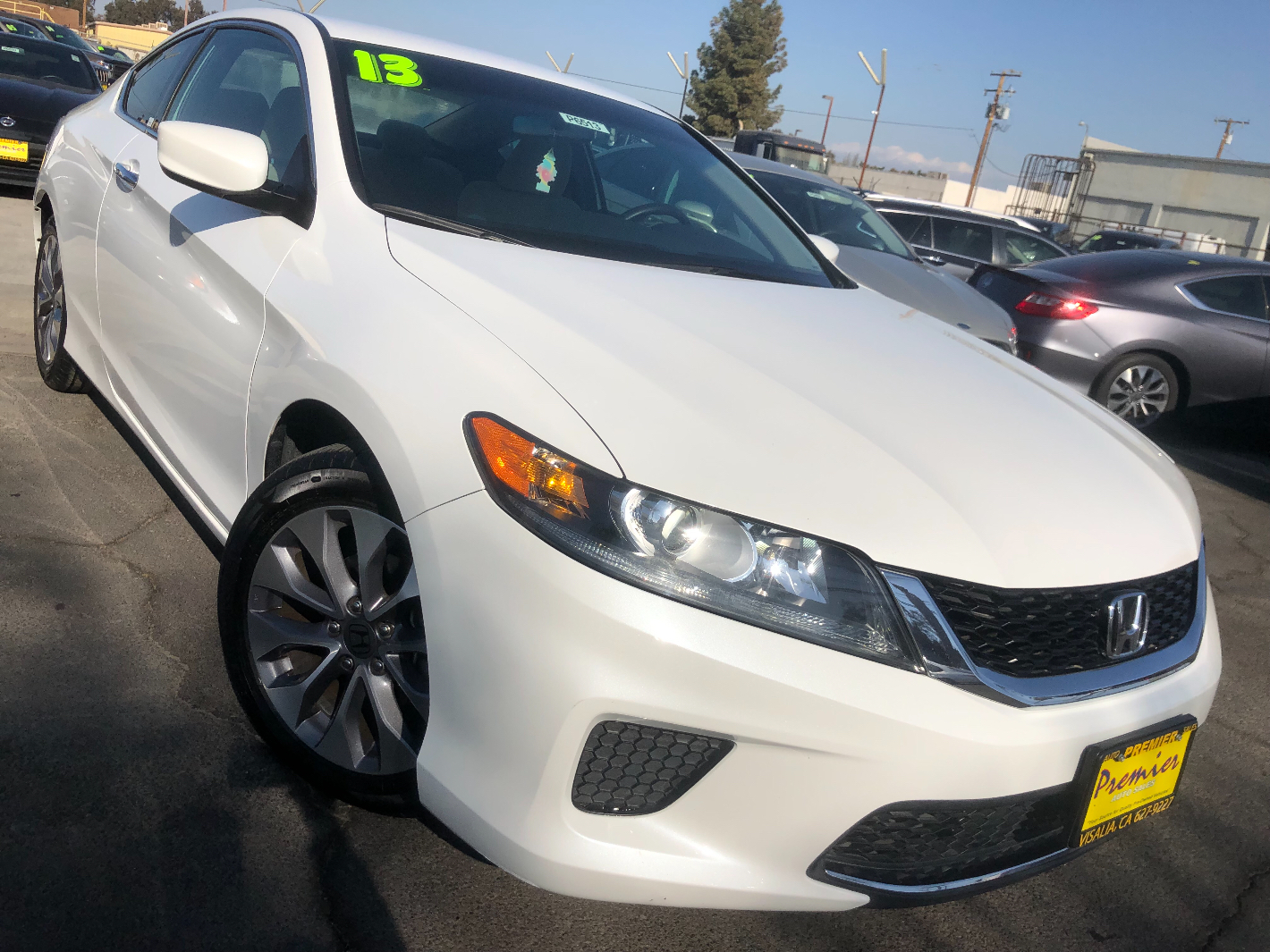 2013 HONDA Accord Cp