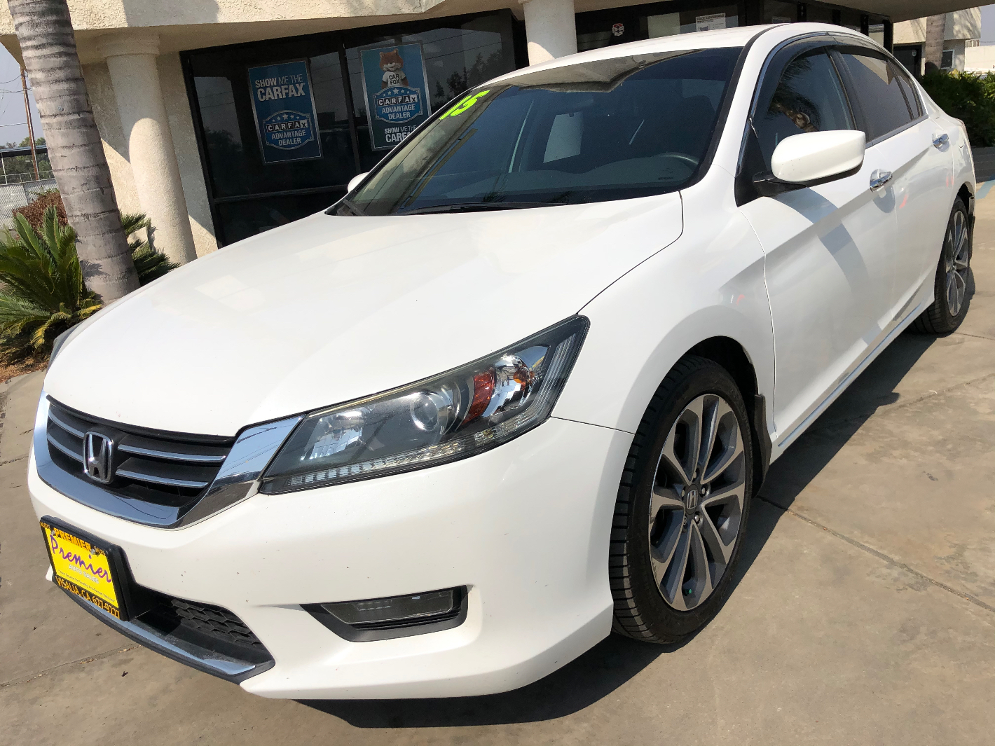 2015 HONDA  Accord Sport Sdn